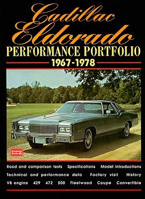 Cadillac Eldorado 1967-1978 Performance Portfolio By Clark, R. M. (COM)